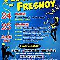 47 eme fete du fresnoy en aout 2013