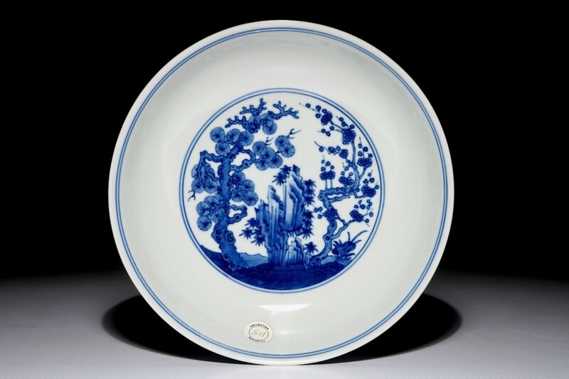 a-chinese-blue-and-white-three-friends-of-winter-dish-qianlong-mark-and-period-1