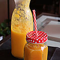 Smoothie mangue/ananas