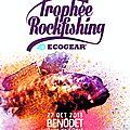 Trophée rock fishing ecogear de bénodet 2013