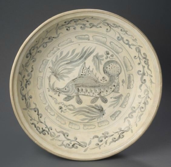 Basin, Vietnam, 15th - 16th century