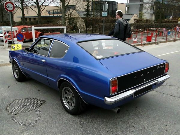 ford taunus gt coupe 1970 1976 4