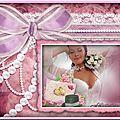mariage perles