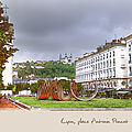 Lyon place antonin poncet