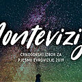 Rtcg annonce les 5 participants au montevizija