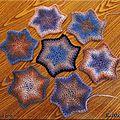 Hexagone swirl - suite et fin