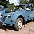 Citroën 2cv saharienne 1958-1966
