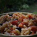 Salade de pates d'été