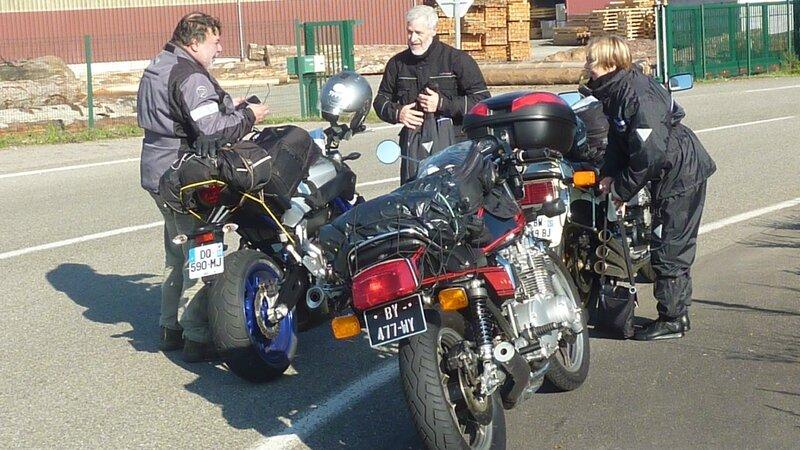 Reportage Route des Vins avec Moto Journal année 2015 (87)
