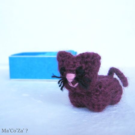 Kitty petit chat au crochet 2
