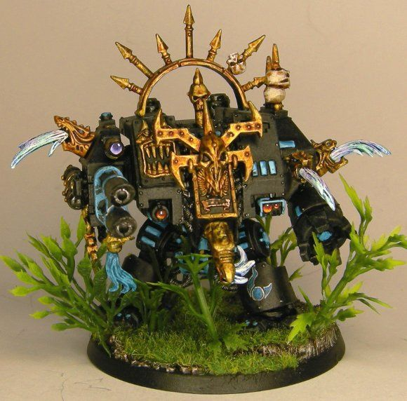 Cantonain_Tzeentch_Dreadnought2