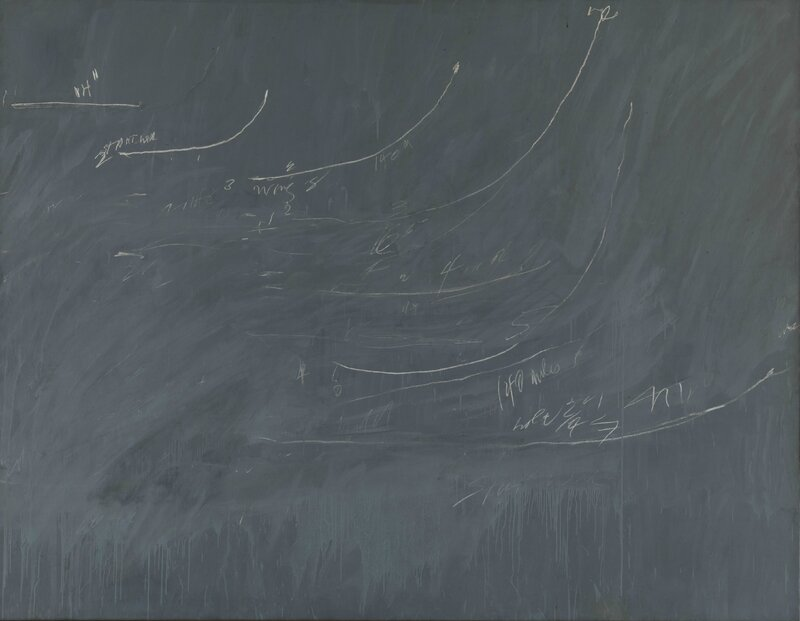 Cy Twombly_ Untitled(New York City), 1968