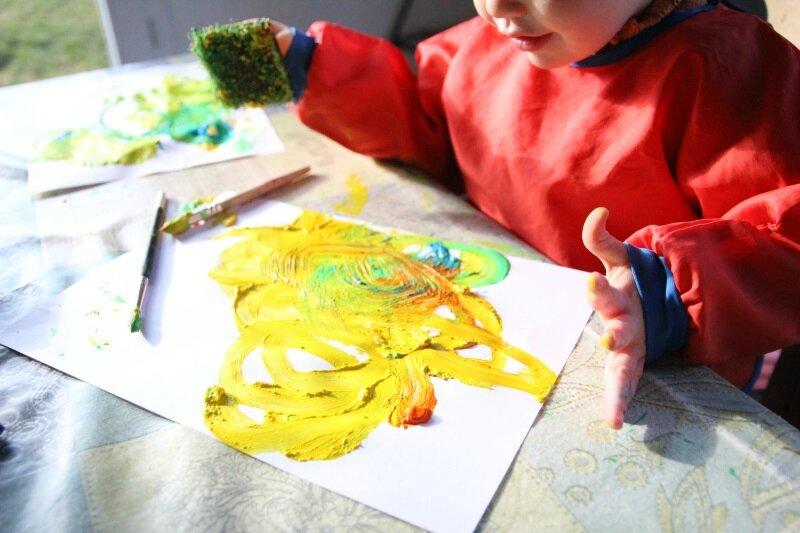 Peinture Pierre
