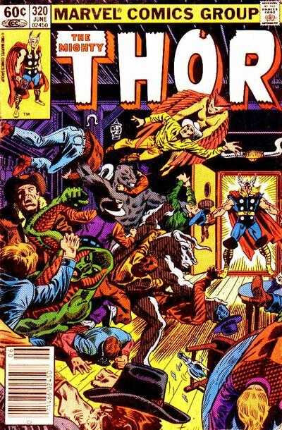 mighty thor 1966 320
