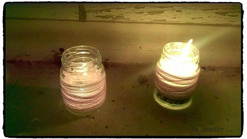 bougies laine 1b2