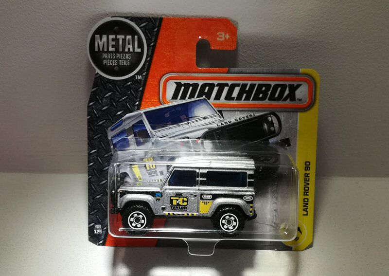 Land Rover 90 (Matchbox)