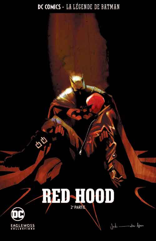 eaglemoss batman red hood 2