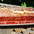 Cake au citron et son glacage (thermomix)