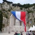 Commemoration du 65e anniversaire de la fête de la victoire du 8 mai 1945 a nice