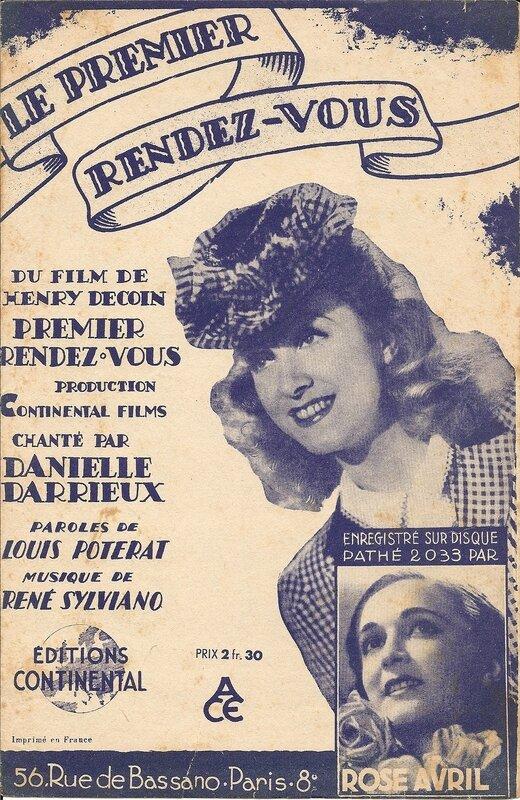 PREMIER RENDEZ-VOUS 4