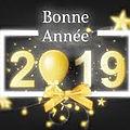 Bonne année !!! 2019