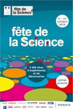 Affiche Fête de la Science 2018