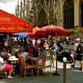 Instantané rue du Cloître Notre-Dame.