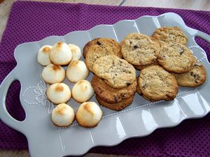 rocher cookies