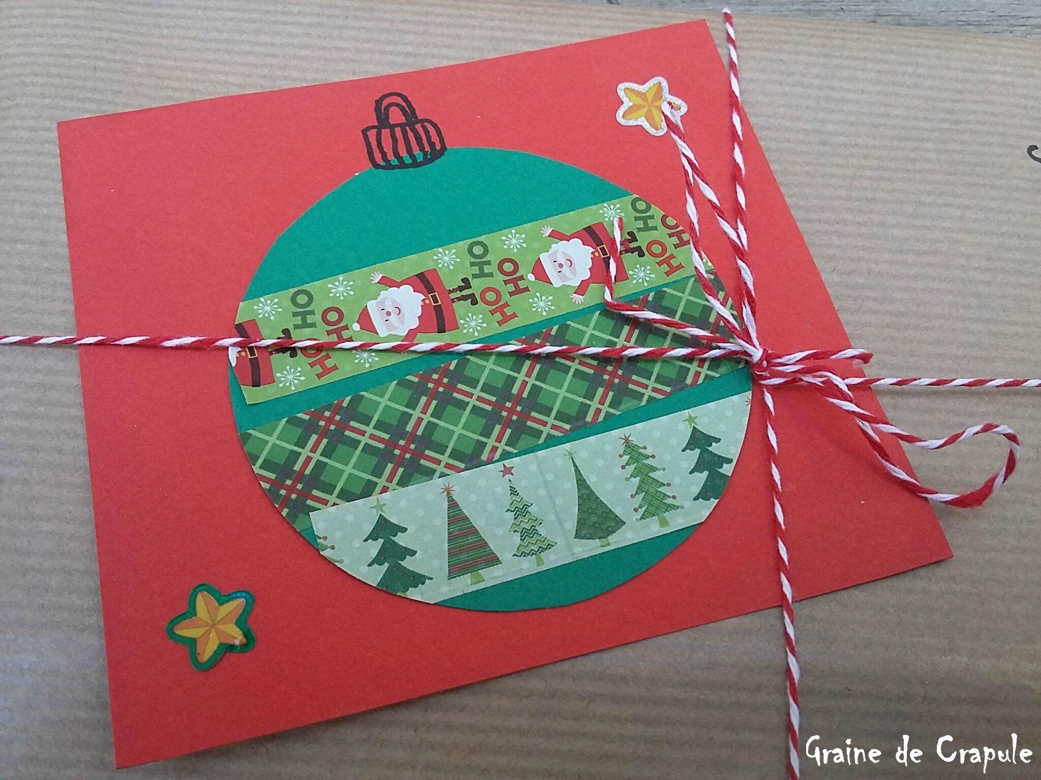 Les tableaux de Noël et cartes de Voeux