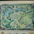 Une petite map du parc :)
