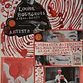 # 40 louise bourgeois 1911- 2010 par cécile carpena