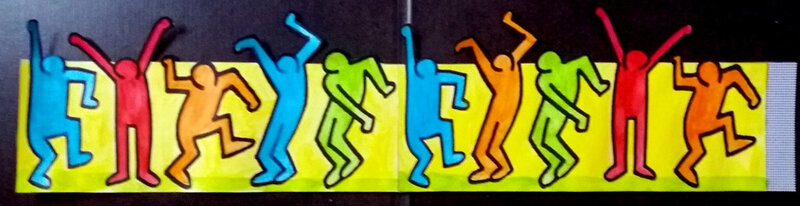 343-Couronnes-Couronne Keith Haring (19)
