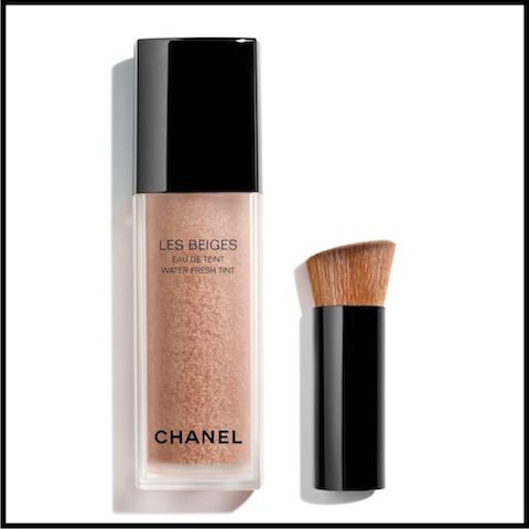 chanel eau de teint medium light