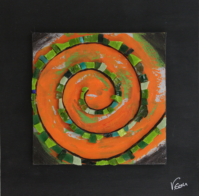 petit carré spirale