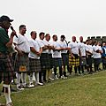 The bressuire highland games seen by the ihgf