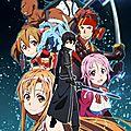 [anime] sword art online - saison 1