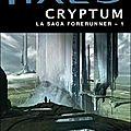La saga forerunner : halo cryptum (vol. 1)