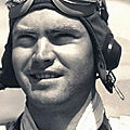 Lieutenant-colonel bruce f. parcell 405th fighter group / 510th fighter squadron 27/07/1944.