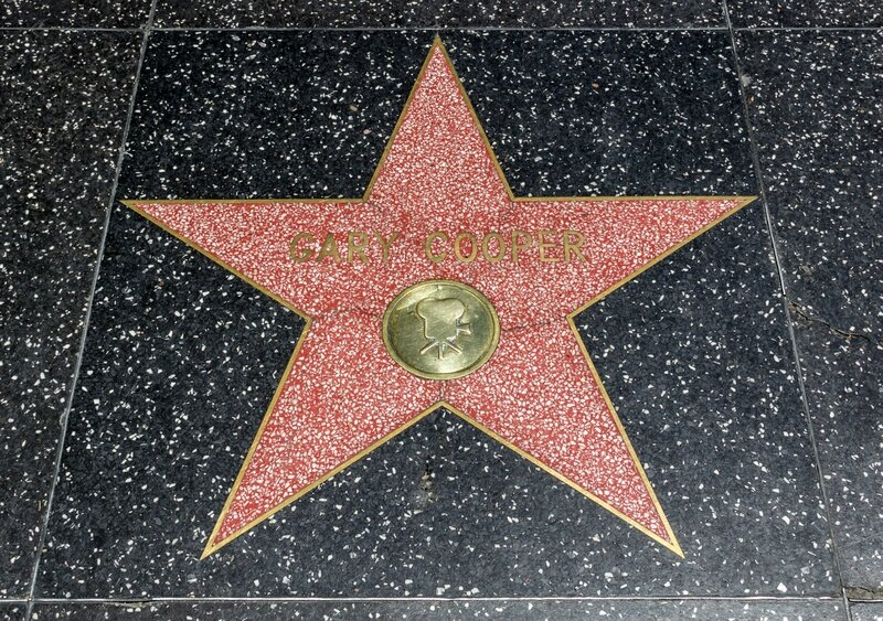 Los_Angeles_(California,_USA),_Hollywood_Boulevard,_Gary_Cooper_--_2012_--_3