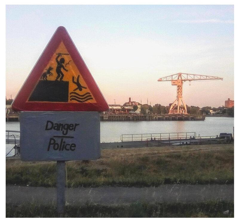 Danger Police