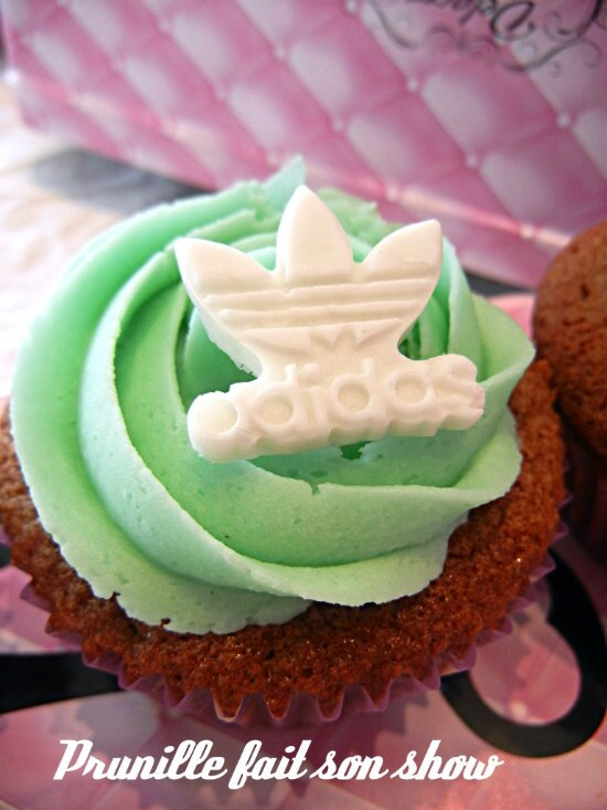cupcakes adidas prunillefee