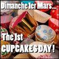 1st cupcake day: des cupcakes typiquement américains aux oreo!!!!