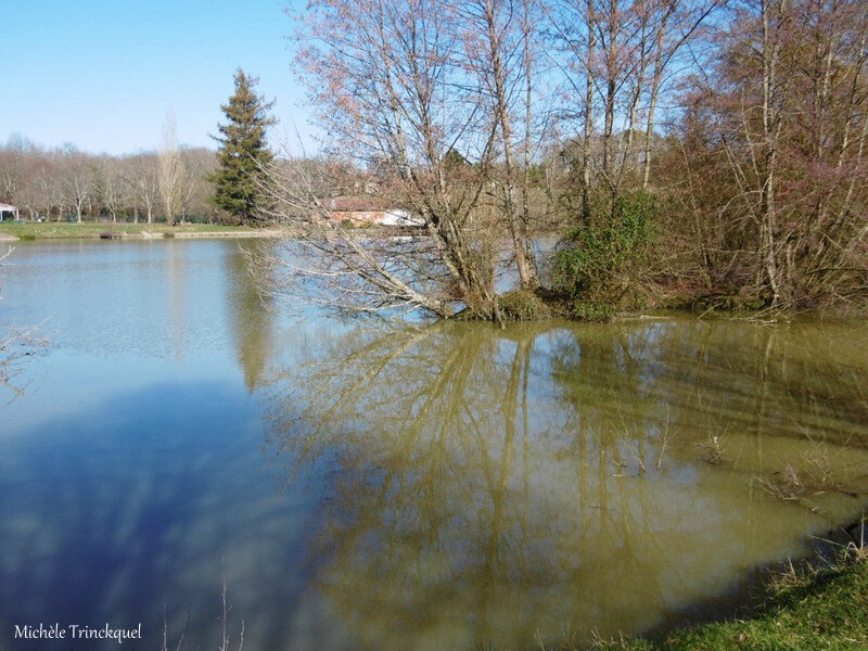1-Lac du Houga 150219