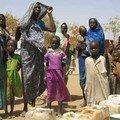 Les enfants du darfour