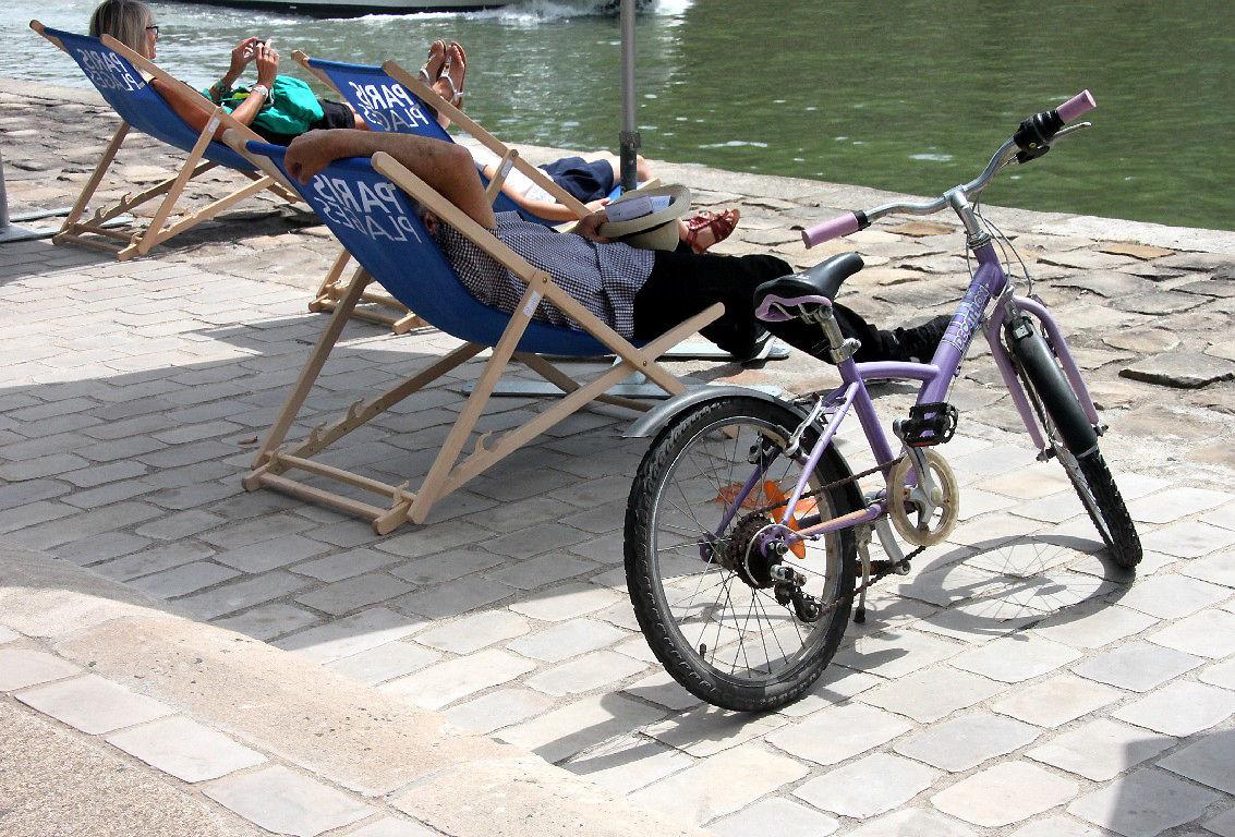 vélo Paris Plage_4964