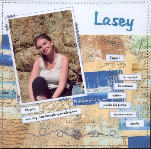 Lasey (page 1)
