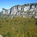 Aravis trail