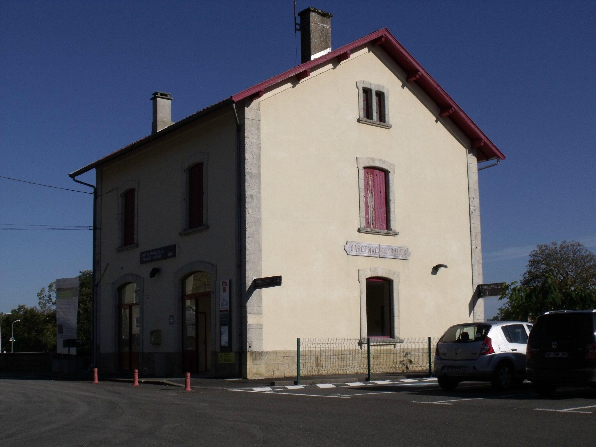 Baraqueville - Carcenac - Peyralès (Aveyron - 12)