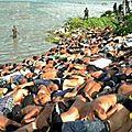 « nettoyage ethnique » contre la minorité musulmane de l'ouest de la birmanie