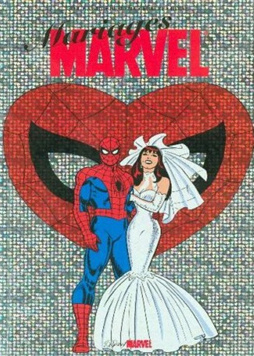 best of marvel mariages marvel